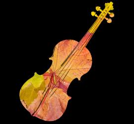 Leaf Violin